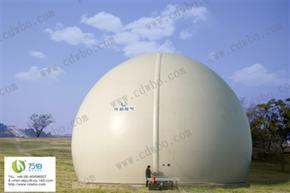 万伯WD-18独立双膜储气柜