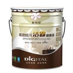 数码彩涂料DE88F高效抗污洁霸墙面乳胶漆