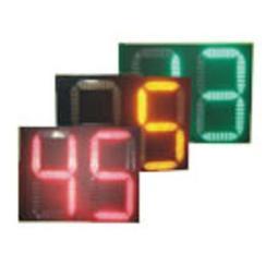 北京直销800×600双位三色交通倒计时器