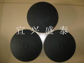 污水处理用盘式膜片微孔曝气器曝气头