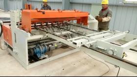 山东方特路桥数控钢筋网片排焊机