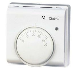 机械式地暖水暖温控器YCK103A控制器