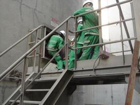 水泥库清理-安全措施探讨