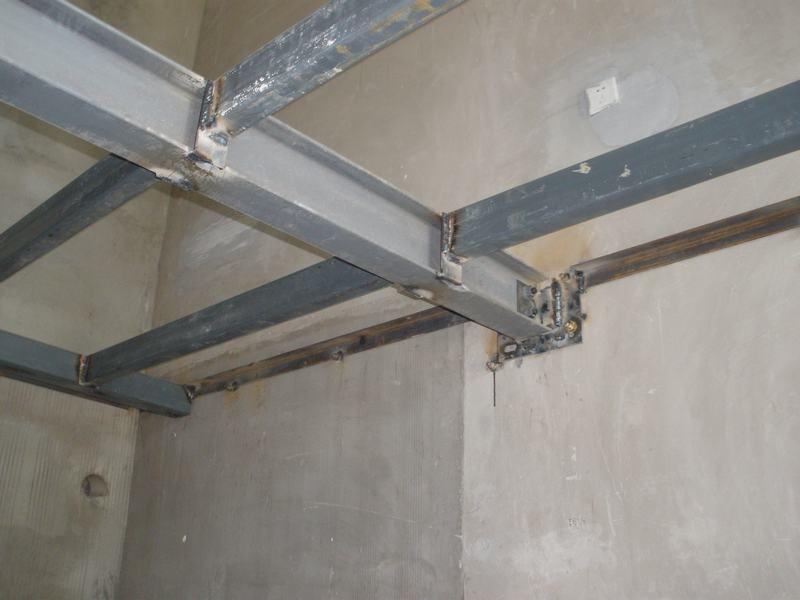 环保loft钢结构夹层楼板 轻质水泥楼板定制 防火