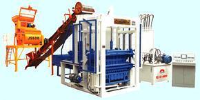 液压砌块机、全自动砌块机、三利砌块机、河南免烧砖机砌块机