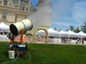 信天龙喷雾加湿降温设备