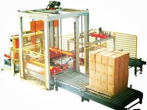 化工饮料食品行业码垛机器人