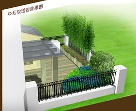 景观设计-效果图