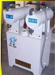 江西二氧化氯发生器、自来水消毒设备