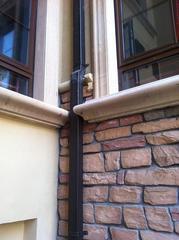 屋面落水系统天沟落水管