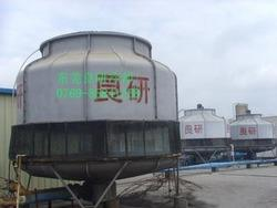 圆形低噪音型冷却塔
