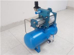 管路增压测试补压用空气增压泵