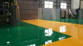 防腐地坪、薄涂地坪漆、悬浮地板
