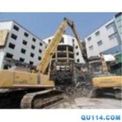 上海工程拆除 上海工厂拆除钢结构拆除