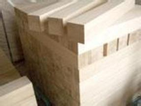 2014供应管道化工木托-木管托-垫木质量要求:检验合格.