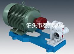 泊泰邦ZYB2.1/4.0齿轮式渣油泵