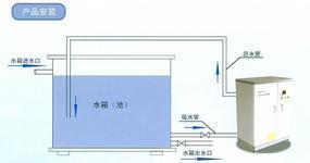 水箱自洁器-北京水箱自洁器