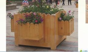 可爱花箱;木质花箱;景区花箱;酒店花箱