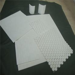 陶瓷耐磨氧化铝衬板、衬片、马赛克、瓷柱及异形件