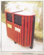 深圳广州公园广场垃圾桶