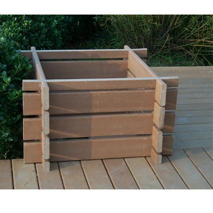 塑木制品-订制花箱