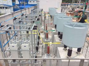 TBBZW高压户外并联电容器成套装置