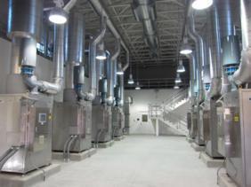 污水处理厂空气悬浮离心无油压缩机、磁悬浮鼓风机、空气悬浮电机、空气悬浮轴承、叶轮