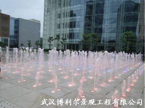 武汉喷泉公司