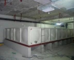 玻璃钢消防组合水箱价格