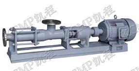 各类螺杆泵,G型单螺杆泵
