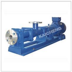 G20-1型单螺杆泵