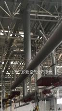 BD-T暖通型-汽车厂房车间专用布袋风管