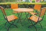 一桌四椅/组合椅/遮阳伞/休闲座凳/善群景观
