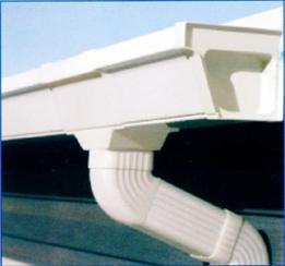 德州彩铝落水系统,济南PVC落水系统
