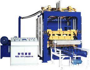 QT6-15液压砌块机