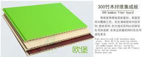 浙江丽水欧堡全屋定制300V型现代客厅造型快装墙板