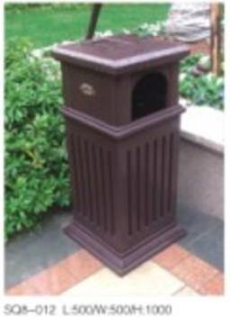 钢结构垃圾箱/钢结构垃圾桶sq8-12