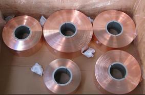 耐蚀性铜带.C1100导电导热铜带