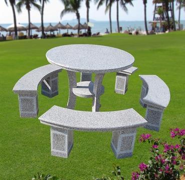 景观桌椅平面素材