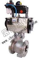 供应VQ647气动V型球阀,ZSHV气动V型调节球阀