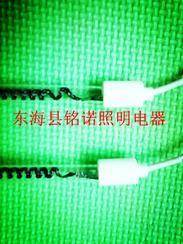 碳纤维中波红外线石英电加热管