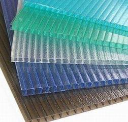 佛山厂家热销PC阳光板,单层/多层板、蜂窝板