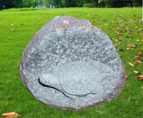 花岗岩乌龟雕刻GAB552