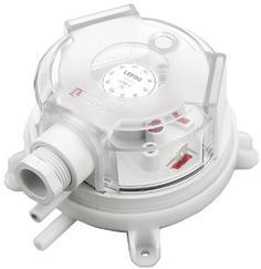 20-200Pa可调压差开关力夫LF32暖风系统空气测量