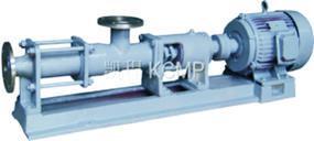 瓯北G25-1型单螺杆泵