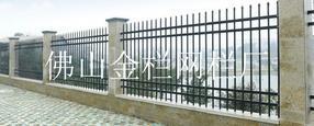 金属围栏铁围栏锌钢护栏花坛护栏