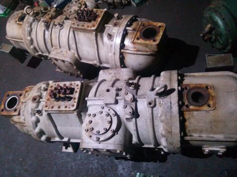 大金螺杆压缩机60hp的机型一般用于风冷螺杆,多采用一个电磁阀图片