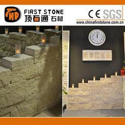 米色洞石墙石MCPY253