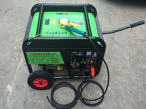 医用小型190A汽油发电电焊机
