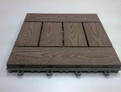 DIY塑木地板